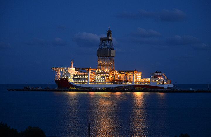 Silifke ilçesi İncekum mevkiindeki NATO Limanında bakım, güncelleme ve geliştirme süreci başlayan Kanuninin, Türkiyenin üçüncü sondaj gemisi olarak denizlere açılmasına az bir zaman kaldı.