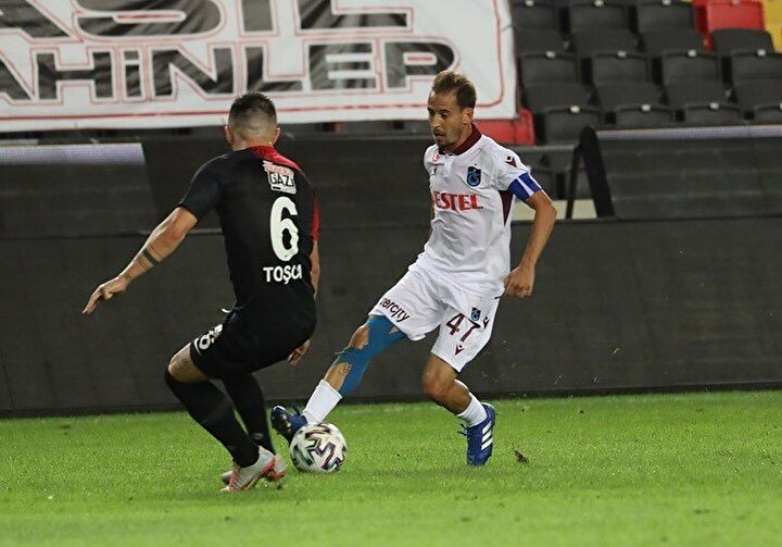 Joao Pereira (Trabzonspor):  7.7 puan