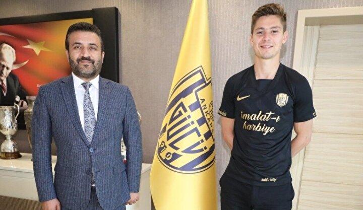 14- Ankaragücü: Toplam değeri 19.55 milyon euro