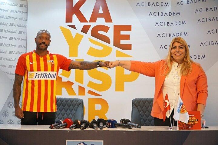 15- Kayserispor: Toplam değeri 18.95 milyon euro