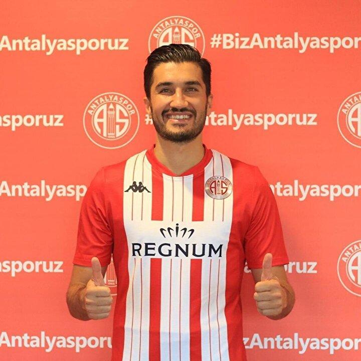 16- Antalyaspor: Toplam değeri 18.83 milyon euro