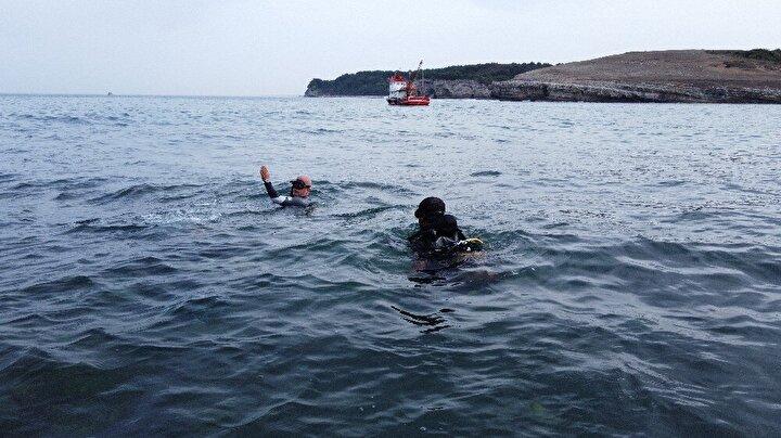 Karadeniz'in dibinde 800 kiloluk müthiş keşif