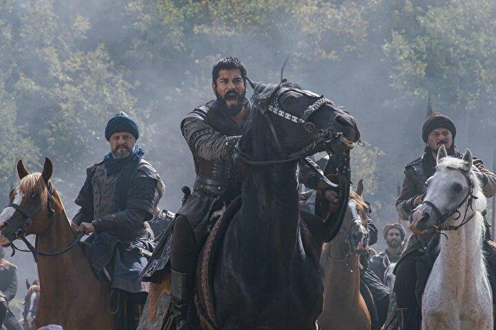 Osman Bey'in esirleri kurtarıp zorlu savaştan galip çıkmasının Bizans'ta yarattığı şok üzerine, güçlü Roma'yı yeniden yaratmak isteyen parlak komutan Nikola (Erkan Avcı) İmparator tarafından tam yetkiyle uç bölgesine gönderildi.