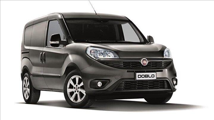 Ticaride en çok satılanlarHafif ticari araçlar kategorisinde ise 3 bin 767 adetle Fiat Doblo ilk sırada yer aldı.
