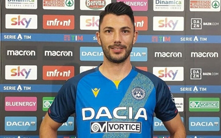 Tolgay Arslan (Udinese): 600 bin euro