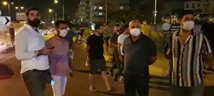 İskenderun-Belen kara yolu yakınındaki ormanlık alanda nöbete çıkan gençler, polisi alarma geçirdi.