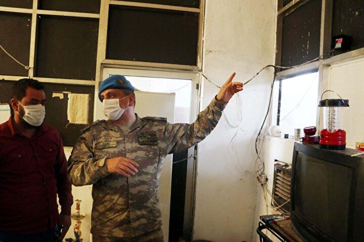 Allouk Su Terfi İstasyonuna gelerek incelemelerde bulunan mühendislerden oluşan teknik ekip, Hasekeye yönelik zaman zaman yaşanan su kesintisinin Türkiye kaynaklı olmadığını, merkeze yeterli elektrik verilmemesinden dolayı yaşandığını tespit etti. Gazetecilerin sorularını da yanıtlayan Suriye rejiminin teknik ekibinden bir görevli, Şu an bu merkezdeki bazı dalgıç ve pompalar arızalı olduğu için çalışmıyor. Su kesintisinin nedeni ise buraya gelen yetersiz elektrik. Derbesiye bölgesinden buraya az elektrik geliyor. Burada yaşanan sorunun çözümü için Haseke ve Derbesiyeden daha fazla enerji sağlanması gerekiyor. Bunu da çözecek olan Esed rejimi ve Rusyadır dedi.