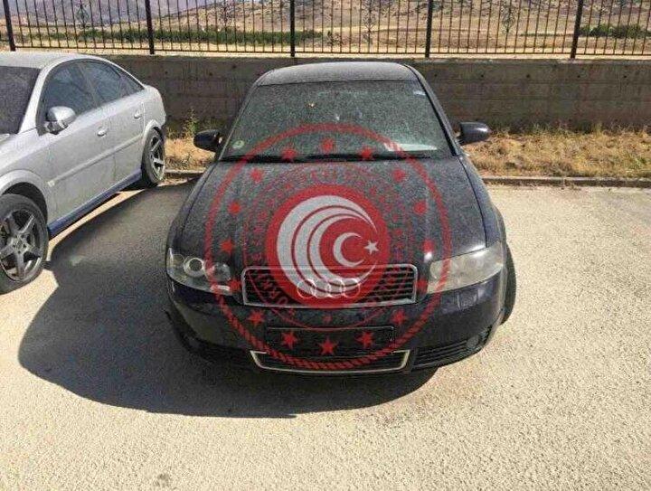 Audi A4 - İhale başlangıç tutarı: 82 bin 500 lira