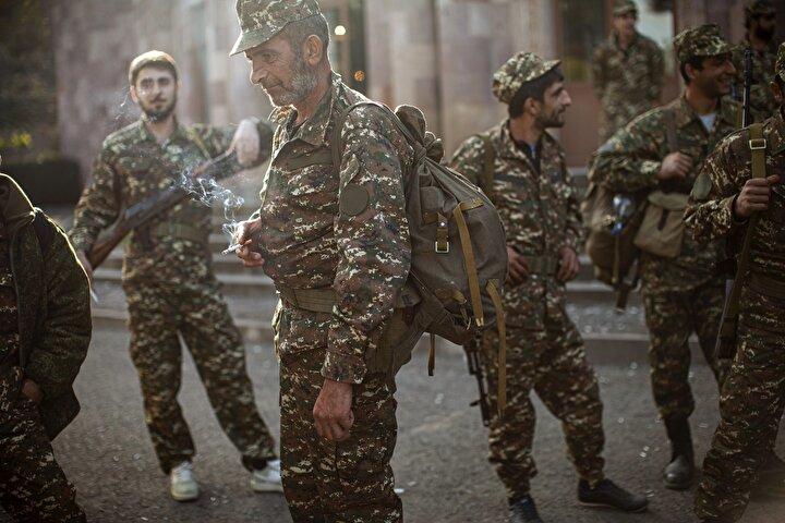 Paralı askerlerin hızlı askeri eğitim kurslarını geçtikten sonra Ermenistan Savunma Bakanlığının komutası altında belirlenen bölgelerde muharebe operasyonlarına katılacağı belirtiliyor.
