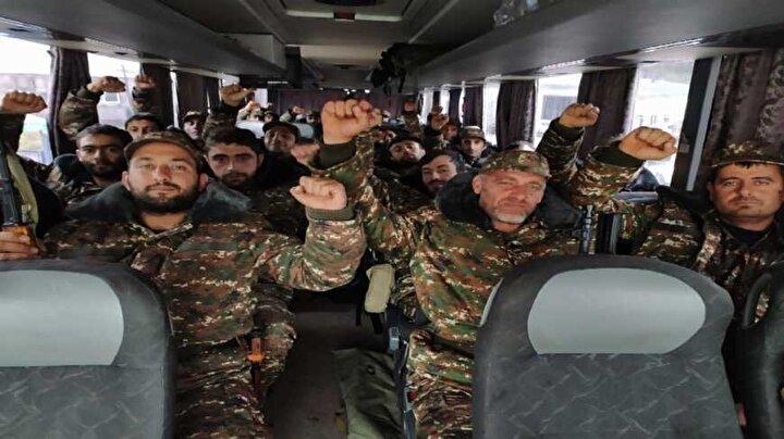 Bu şahıslar Azerbaycanın sivil nüfusuna yönelik saldırılara karışıyor. Bu insanların Ermeni kökenli olmaları Azerbaycan topraklarında savaşmalarını haklı göstermez ve onları yabancı savaşçı statüsünden kurtarmaz. diye konuştu.