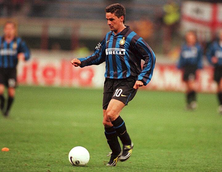 Roberto Baggio (Inter)