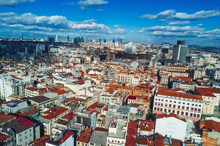 İstanbul ikinci el konut fiyatları / Ortalama metrekare fiyatı: 3.865 TL / Amortisman Süresi: 21 Yıl