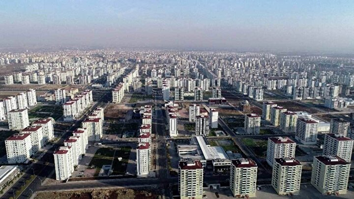 Diyarbakır ikinci el konut fiyatları / Ortalama metrekare fiyatı: 1.468 TL / Amortisman Süresi: 18 Yıl