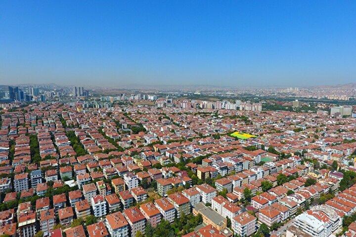 Ankara ikinci el konut fiyatları / Ortalama metrekare fiyatı: 1.914 TL /  Amortisman Süresi: 16 Yıl