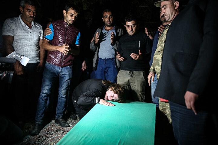 Azerbaycan ordusu, Ermenistan ordusunun sivil yerleşim birimlerine ateş açması üzerine 27 Eylülde karşı saldırı başlatmıştı. Mevzilerini kaybeden Ermenistan ordusu, Azerbaycanın sivil yerleşim birimlerine top ve füzelerle saldırısını sürdürmüştü.
