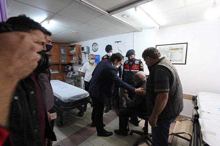 Domaniç'te Hüseyin Yalçın, 16 Ekim'de, öğle saatlerinde evinden çıktı. Ancak geri dönmedi. Ailesi, Emniyet güçlerine kayıp başvurusunda bulundu. Afat, jandarma ve polis ekipleri her yerde arama çalışmaları başlattı.