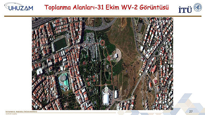 30 kişinin hayatını kaybettiği, 25 depremzedenin ise kurtarıldığı aynı mahallede yer alan iki bloklu Emrah Sitesinin enkazı da kayıtlarda yer aldı.