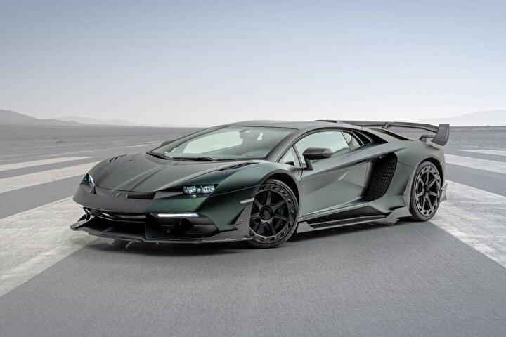 2020 model Lamborghini Aventador  LP 700-4