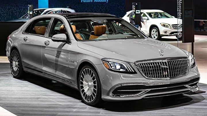 2020 model Mercedes - Benz -  Maybach S 650-Long