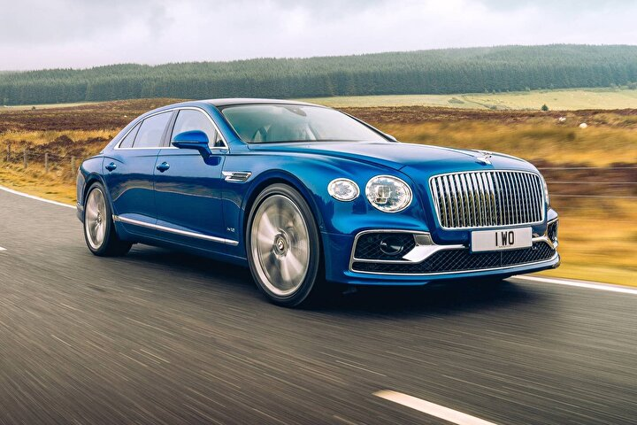 2020 model Bentley Flying Spur 6.0 