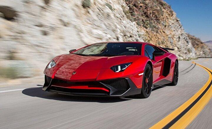 2020 model Lamborghini Aventador - S Coupe Lp 750-4