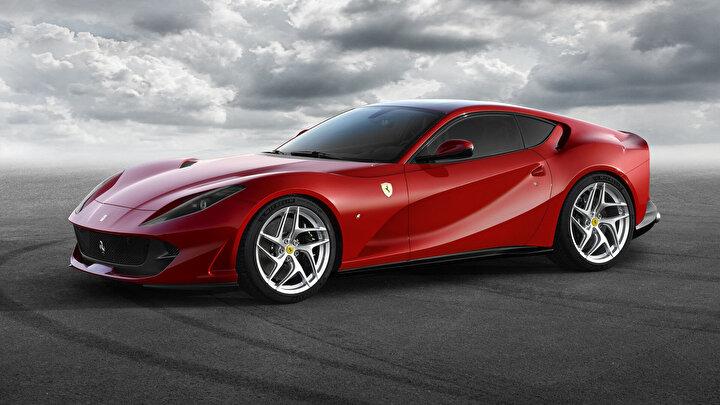 2020 model Ferrari - 812 Superfast