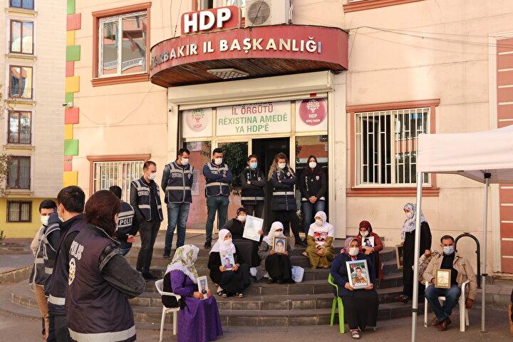 Kardeşi Rahim için eylemi sürdüren ağabey Mehmet Sıddık Çifçi de kardeşinden 5 yıldır haber alamadıklarını ifade etti.