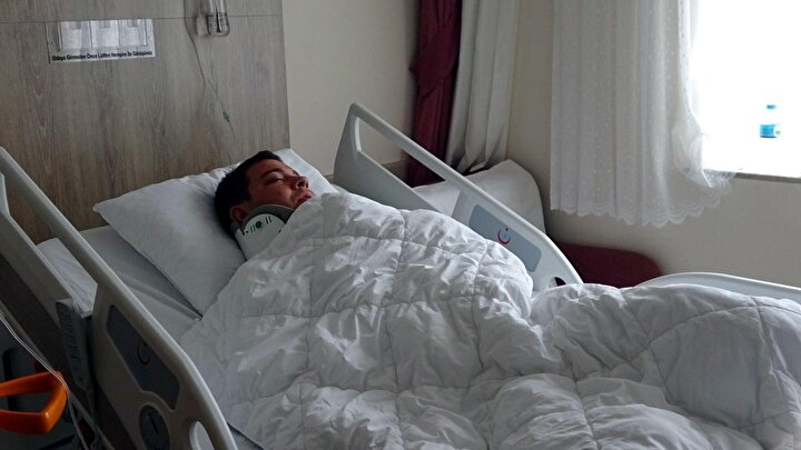 Hastanede tedavisi süren ve İpsala Belediyesinde çalışan Uğur Soykanın (27)  durumunun da iyi olduğu öğrenildi.