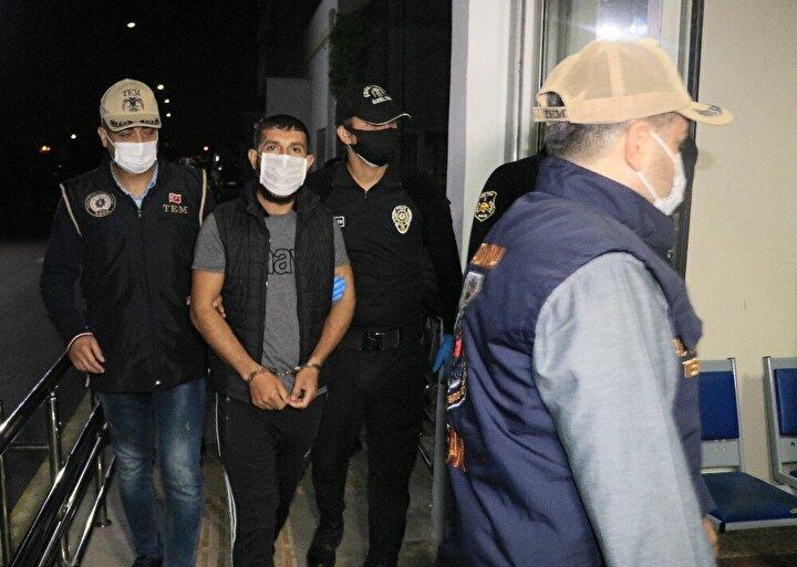 Polis ekipleri ele geçirilen bombayı incelemeye aldı. Yapılan incelemede bombanın TNT RDX karışım olduğu belirlendi. Polisler daha önce bu bombanın İstanbul'da Beşiktaş Stadı önündeki ve Güngören'deki bombalı saldırıda kullanıldığını de belirledi. Bu saldırıları PKK gerçekleştirmiş ve çok sayıda polis ve sivil şehit olmuştu.