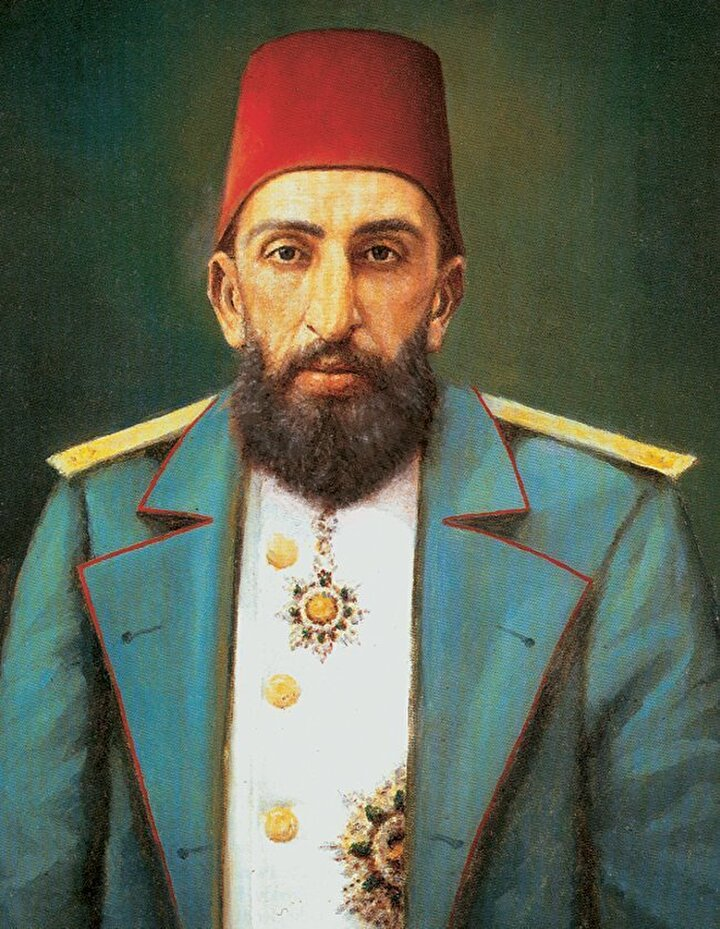 Sultan II. Abdülhamid: Osmanlı padişahı (1876-1909).