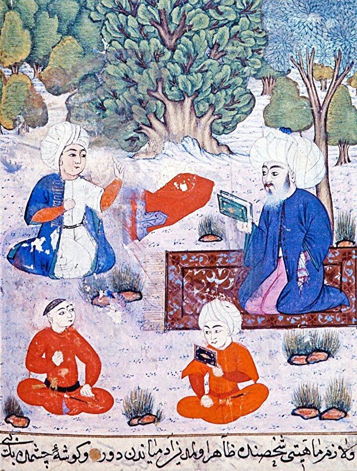 Divan Edebiyatı: Türk edebiyatının İslâm medeniyeti dairesinde Arap ve Fars edebiyatları yanında meydana getirdiği büyük edebiyat kolu.