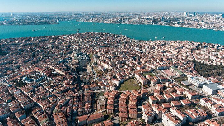 İstanbul / Üsküdar - m2 fiyatı 8 bin 044 TL