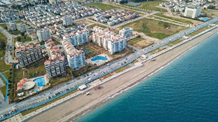 Antalya / Konyaaltı - m2 fiyatı 5 bin 325 TL