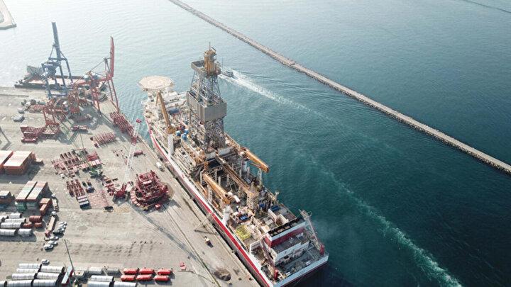 Söz konusu gemi, 2015e kadar Brezilyalı enerji devi Petrobras tarafından kullanılmıştı.