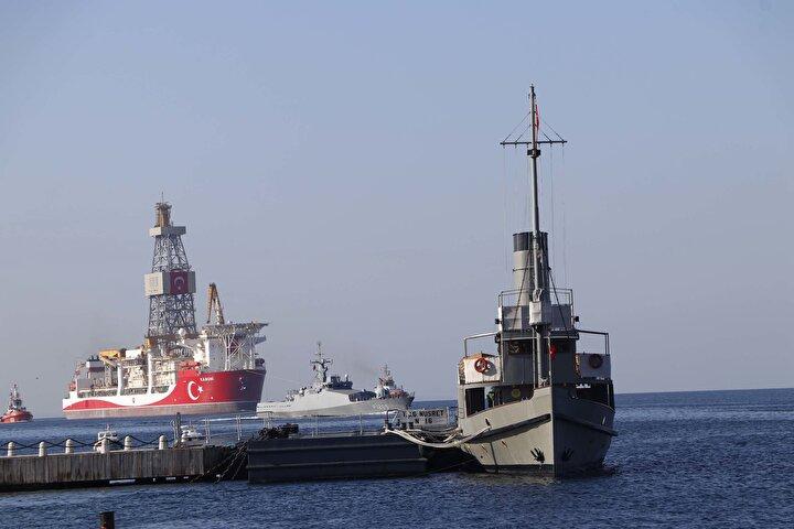 Enerji ve Tabii Kaynaklar Bakanı Fatih Dönmez, Kanuninin Karadenizde faaliyetlerine başlayacağını belirterek, şu ifadeleri kullanmıştı: