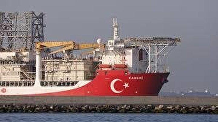 Ortalama 8 mil hızla 19 Ekimde İstanbul Boğazından geçerek Haydarpaşa Limanına gelen Türkiyenin üçüncü sondaj gemisi 14 Kasımda Filyosa ulaştı.