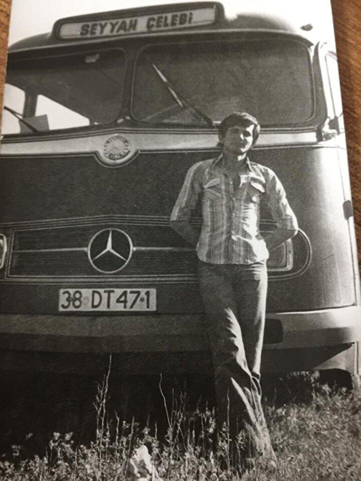 1977 yılında babam Doğan Çelebi, Erzurum Köy Hizmetlerinde hurdaya çıkarılan bu aracı satın aldı. Rahmet babam müteahhitlik yapardı. Çocukken babamın yanına gittiğimizde çadırda kalırdık.