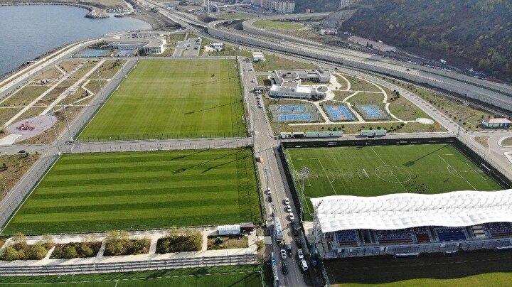 Trabzonspor modern altyapı tesisine kavuşuyor