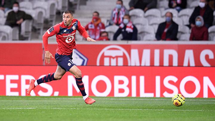 FOOT MERCATO Lille, Burak Yılmaz sayesinde son 32 turuna geçti. Milan da tur biletini aldı.