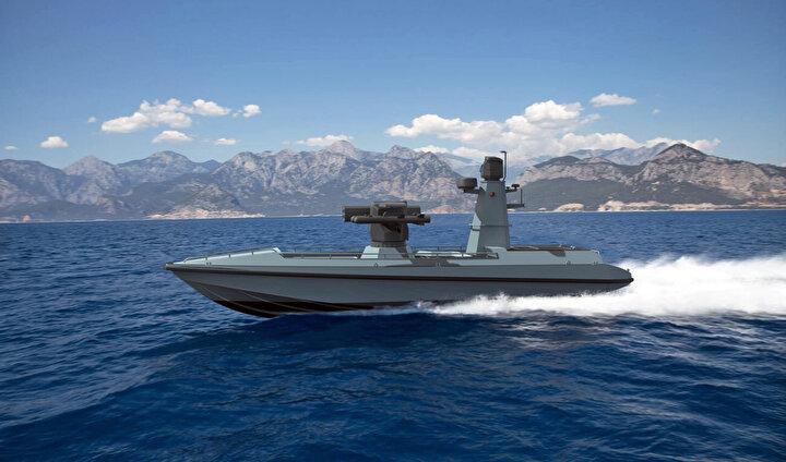Antalya Serbest Bölgede faaliyet gösteren ARES Tersanesi ve Ankara merkezli METEKSAN Savunmanın, birkaç yıldır devam eden araştırma-geliştirme (Ar-Ge) faaliyetleri neticesinde İnsansız Deniz Araçları (İDA) alanında, Türkiyenin ilk insansız muharip deniz aracının prototip üretimi tamamlandı.