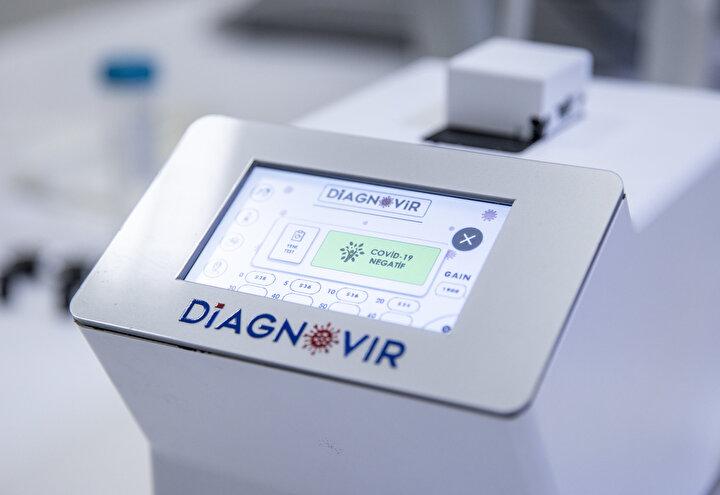 Türk bilim insanları, koronavirüs teşhisini 10 saniyeye düşüren, PCRın yerini almaya aday tanı sistemi geliştirdi