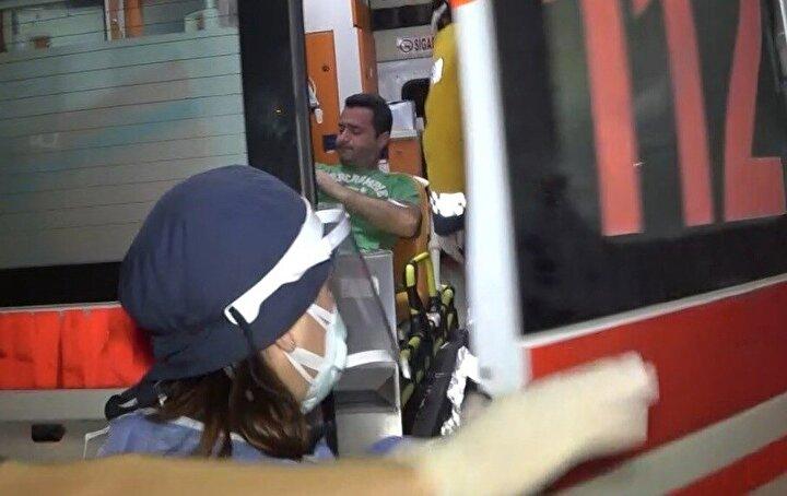 Olay yerine gelen 3 itfaiye ekibi, yangına müdahale ederek kontrol altına aldı. Yangın sebebiyle dumandan etkilenen 5 kişi, olay yerine gelen sağlık ekipleri tarafından Çekirge Devlet Hastanesi'ne kaldırıldı.