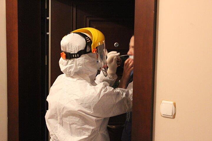 Koronavirüs salgını ile mücadelenin en önemli halkalarından biri olan filyasyon ekipleri, 7 gün 24 saat çalışıyor.