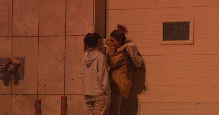 Olay, saat 02.00 sıralarında Ankara'nın Mamak ilçesi Mutlu Mahallesi 706. Sokakta meydana geldi.