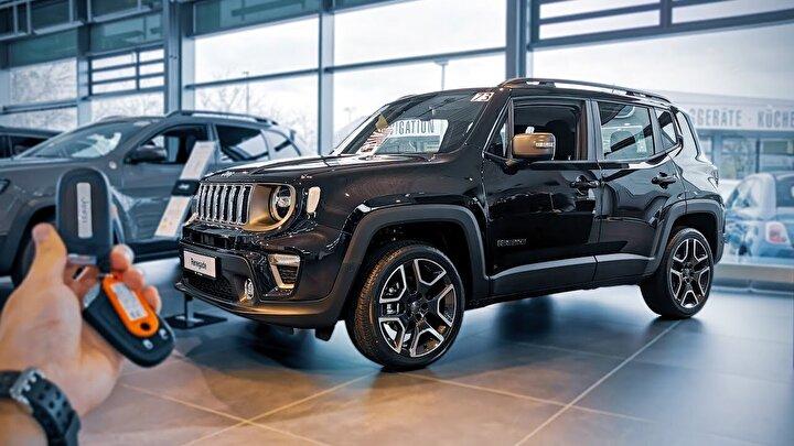 Aralık 2020 Jeep Renegade Fiyatı: 289 bin 450 lira