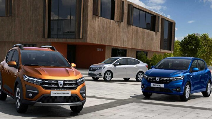 Aralık 2020 Dacia Sandero Fiyatı: 158 bin 900 lira