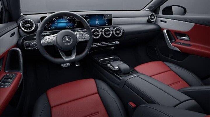Ocak 2021 Mercedes A180 Fiyatı: 386 bin 200 TL