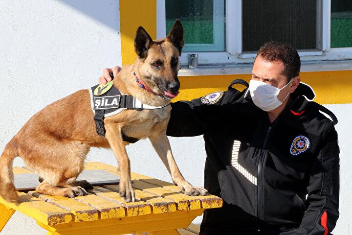 Uyuşturucu ticareti yapanlar, her geçen gün yeni yöntemler denerken, köpekler ile sevkiyata engel olunmaya çalışılıyor.