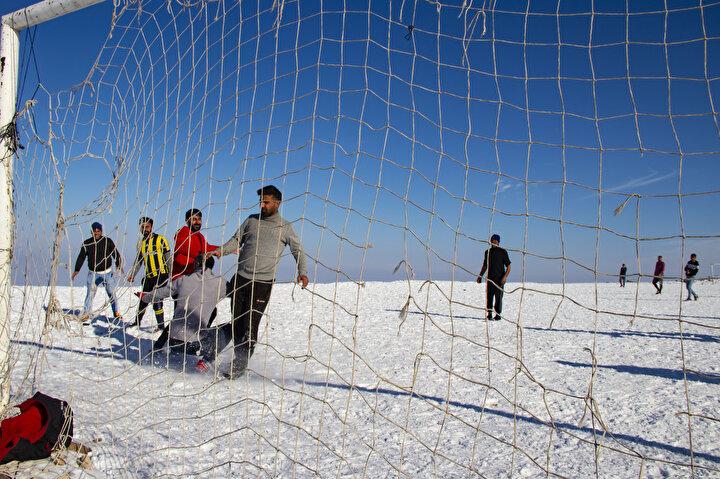 Patak, köyler arası düzenledikleri turnuvaların da oldukça çekişmeli geçtiğini sözlerine ekledi.