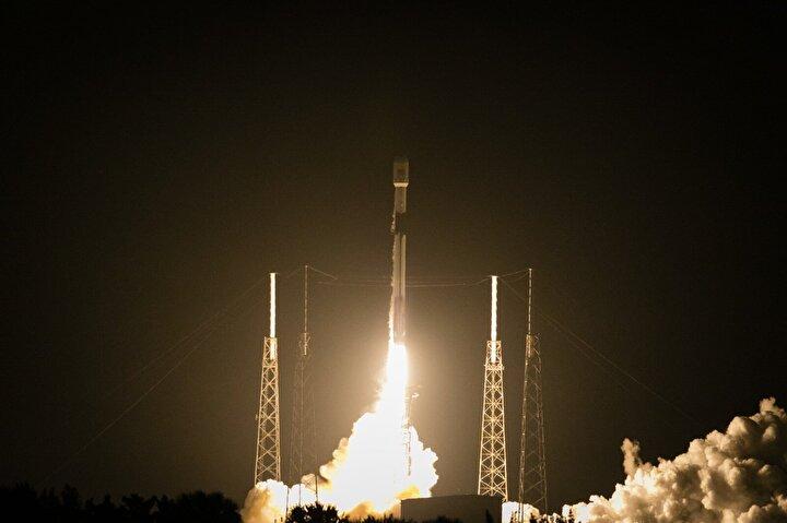 Türksat 5A uydusu fırlatıldı
